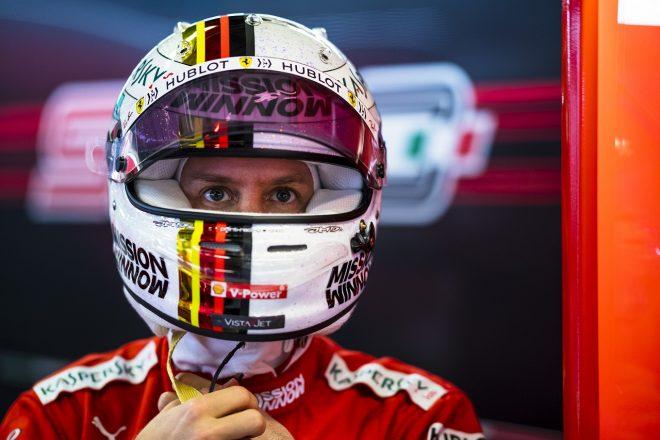 苦戦ベッテル、ソフトタイヤでのスタートを選択「他と異なる戦略でチャンスを見いだしたい」フェラーリF1