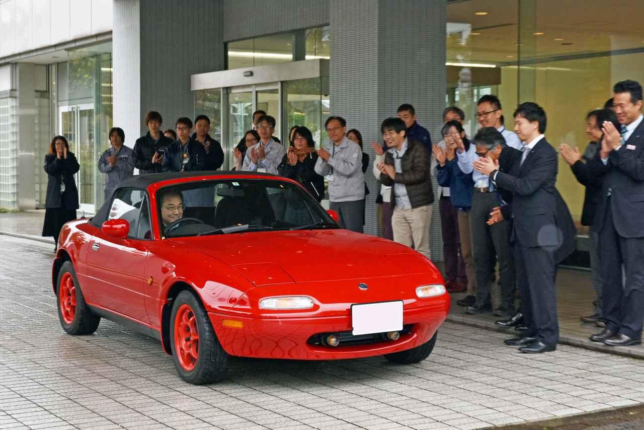 マツダが行う「NAロードスター レストアサービス」は未来へと続く「名車再生」プロジェクト