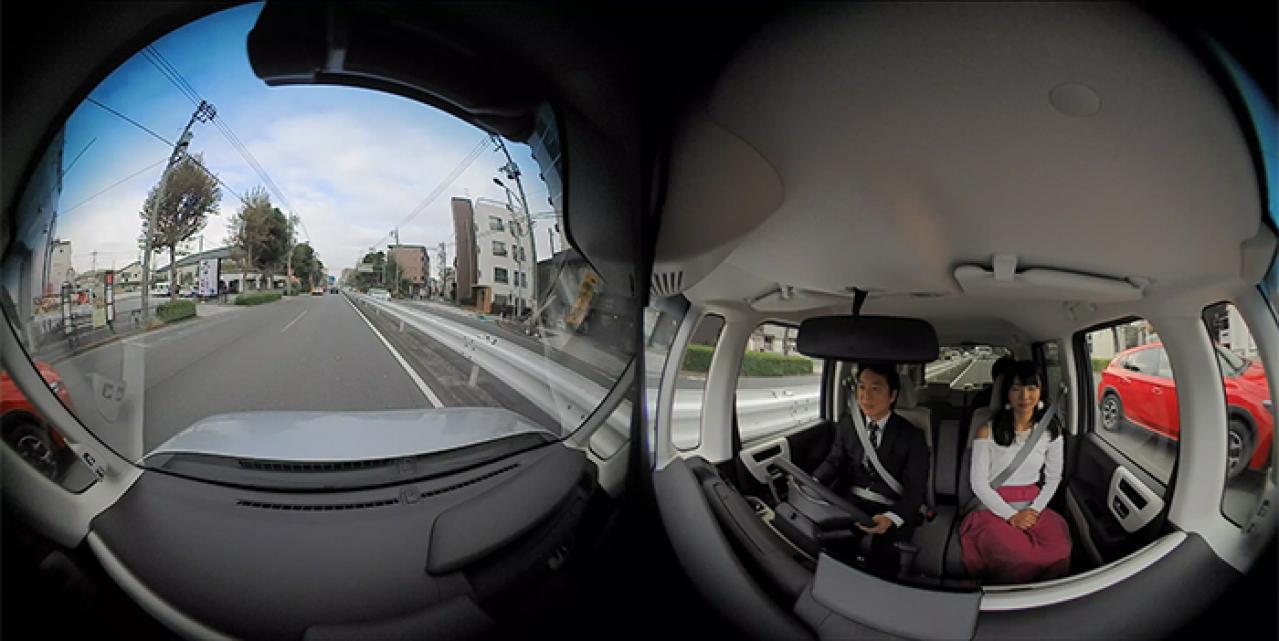 """【前・左右・車内に強い360°カメラ型】""""あおり運転対策""""にベストなドラレコを選ぶ #5 【CAR MONO図鑑】"""