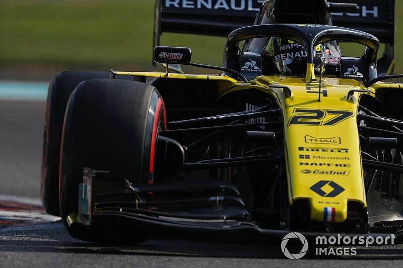 ヒュルケンベルグとの最後のグランプリ。ルノーF1チームから感謝の言葉 F1アブダビGP