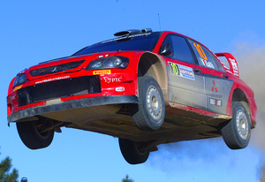 【10年ぶり日本開催復活! ラリーこそ日本車の輝く真髄!!】 WRCベースマシンの熱き系譜 [三菱 スバル編]