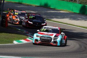 TCR EU:第6戦モンツァ、アウディのベルネイが連勝でタイトル争いに名乗り