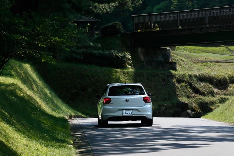 「ポロGTI」一般道&ミニサーキット試乗 見た目も走りもやりすぎない良さ