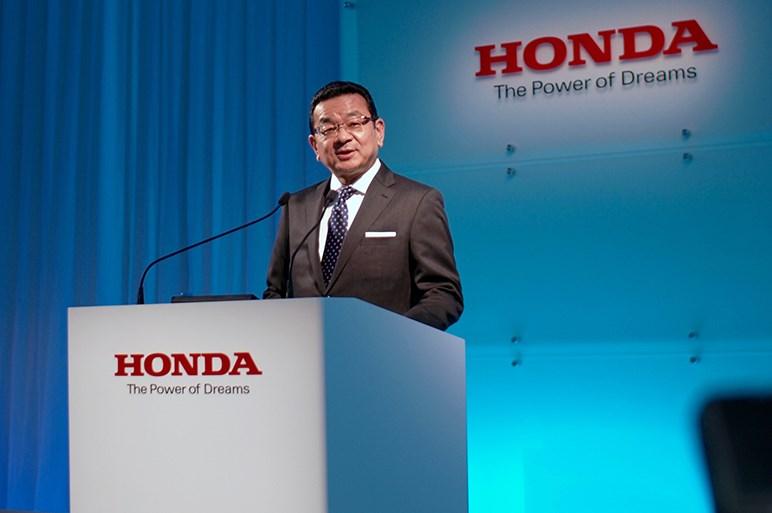 ホンダ経営戦略を発表 年内にフリードを全面改良