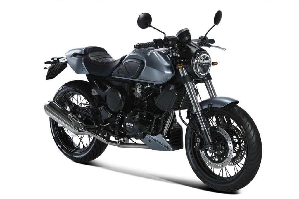 200ccのスポーツ車が格安36万円が日本上陸! タイのバイクメーカーGPXが販売スタート