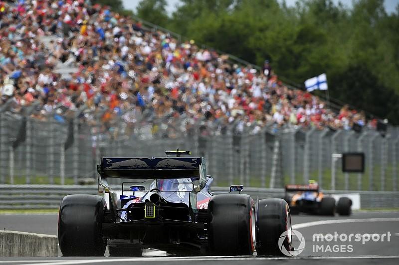 F1の年間レース数22戦への増加に伴い、MGU-Kの使用制限数引き上げへ