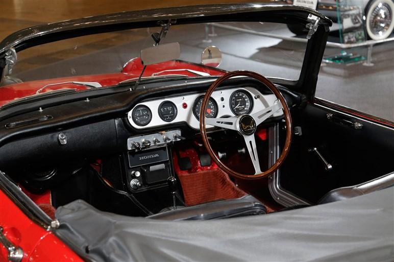 ホンダの原点、復刻されたマイクロスポーツの名車など3台を出展