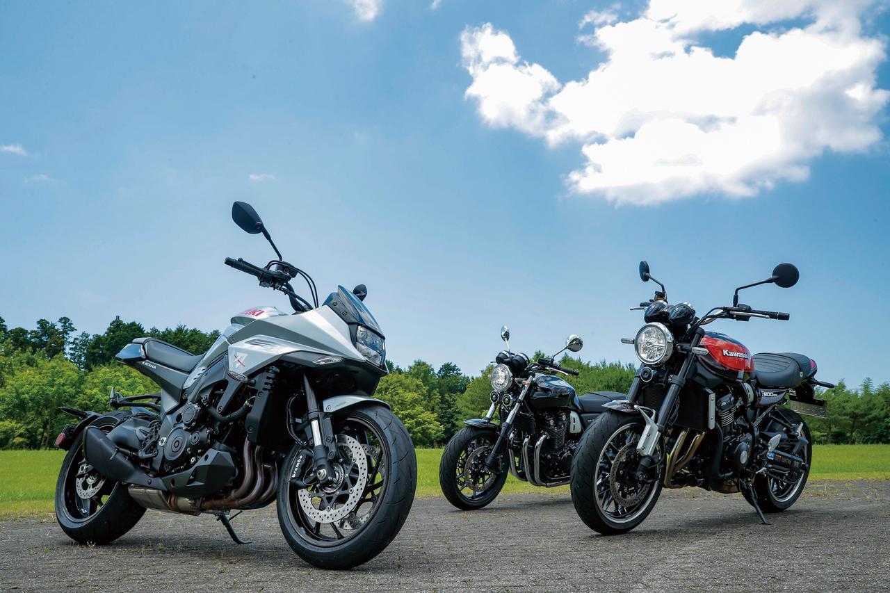 2019年、751cc以上のバイクでもっとも人気があったのは?【JAPAN BIKE OF THE YEAR 2019】BIGクラス BEST3を発表