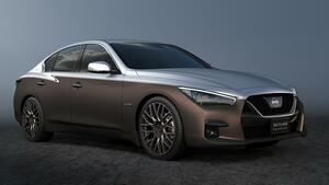超個性的なスカイライン2モデルを展示! 日産自動車が東京オートサロン2020の出展概要を発表