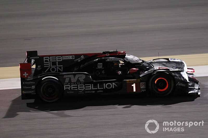 WECバーレーン予選:レベリオン1号車が2連続ポール。トヨタ勢2列目に並ぶ