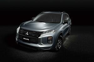 都会的でスタイリッシュな雰囲気に! 三菱RVRの特別仕様車「ブラックエディション」発売