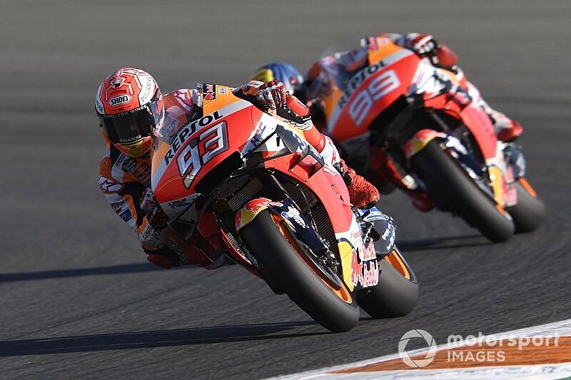 """【MotoGP】ホンダのバイクが最も""""簡単""""? アルベルト・プーチ、『マルケス専用マシン』との評価を一蹴"""