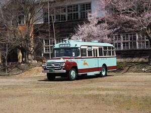 奈良交通の「ボンネットバス撮影会」に潜入!