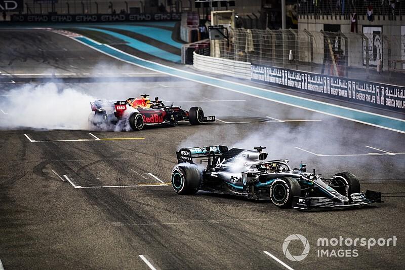 """F1チーム代表が選ぶ""トップ10ドライバー2019発表。レッドブル・ホンダのフェルスタッペンが4年連続2位"
