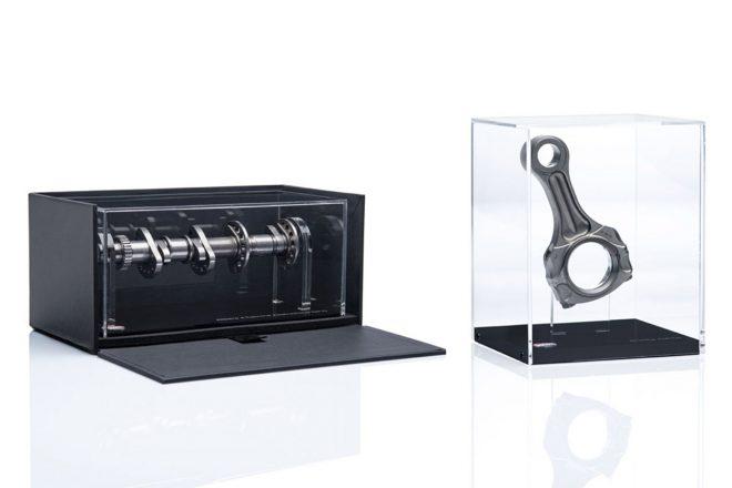 ドゥカティ、MotoGPやSBKで使用したマシンパーツをコレクターズアイテムとして販売