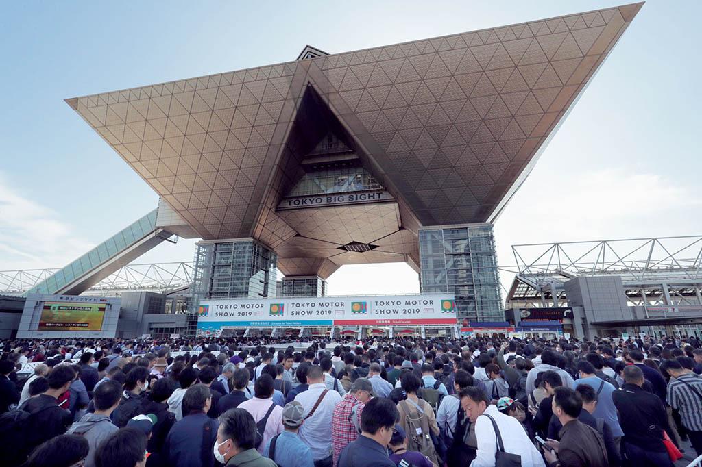 第46回東京モーターショー、来場者100万人を超える