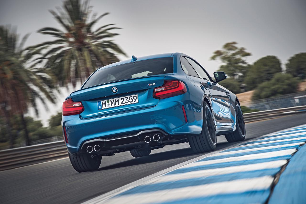 【BMW Mの系譜(16)】M2クーペはMモデルの本来のあり方をアピールする重要な存在だ
