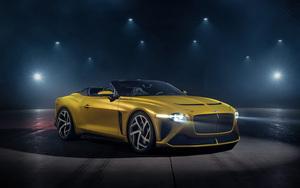 ベントレー・マリナー製作の特別な2シーターモデル、「バカラル」が登場!