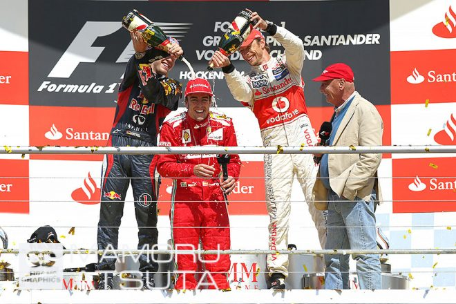 【ブログ】特別編Shots!チャンピオン獲得まであと一歩届かなかったフェラーリ時代のアロンソ