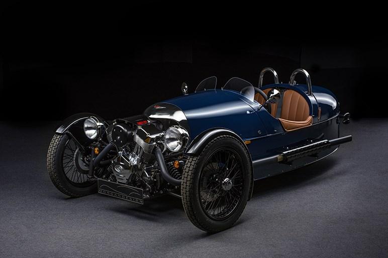 ライトウェイトスポーツカーメーカー「モーガン」が新体制にて国内販売を開始