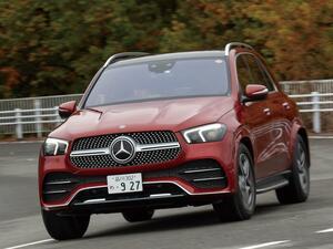 【輸入車年鑑 2020】メルセデス・ベンツGLEはボディサイズの拡大だけでなく全方位に進化