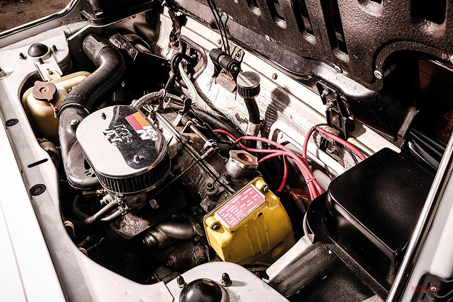 プロジェクトXな2台 フィアットX 1/9 ランチア・ベータ・モンテカルロ