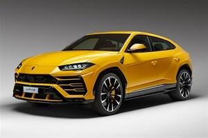 ランボルギーニの新型スーパーSUV・ウルスついに発表。日本価格は2574万円