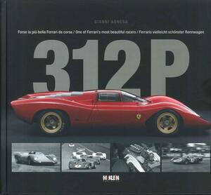 レギュレーション転換に翻弄された悲運のレースカー「フェラーリ312P」の稀有な写真資料集【新書紹介】