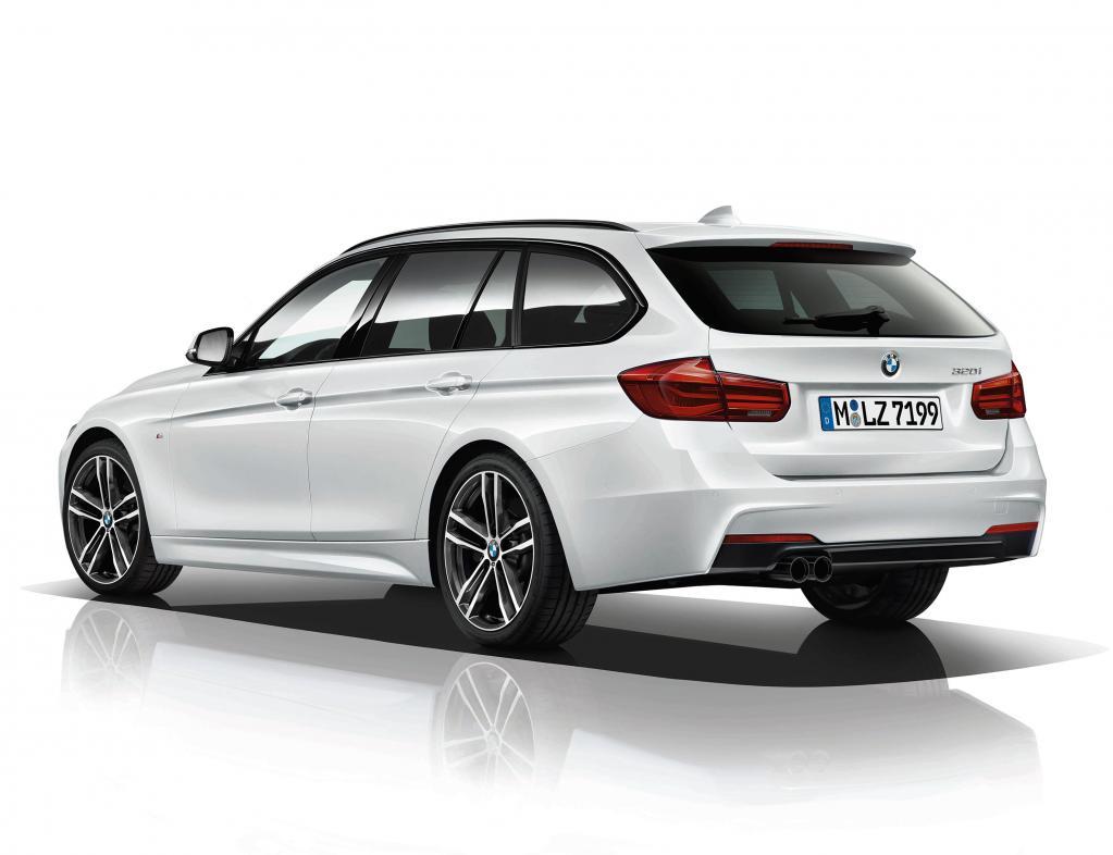 BMW3シリーズの限定車「Mスポーツ・エディション・シャドー」がカタログモデルに!