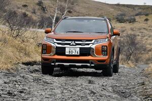 【試乗】悪路に強い三菱RVRがもたらす安心感! SUVブームだからこそ見直すべき走りとは
