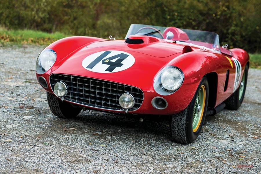 フェラーリの290MM 24億8657万円で落札