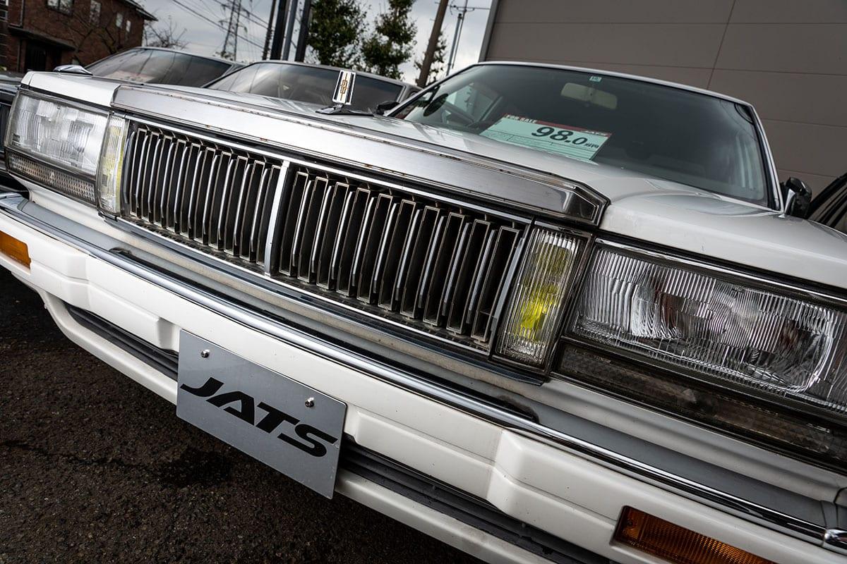 旧車人気はスポーツだけじゃない、味のあるワゴンも人気なんです Y30専門店が湘南に。|JAT'S SHONAN CLASSIC|日産セドリック・グロリア
