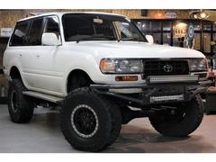 トヨタ ランドクルーザー80 の中古車 4.2 GX ディーゼル 4WD 北海道北広島市 138.0万円