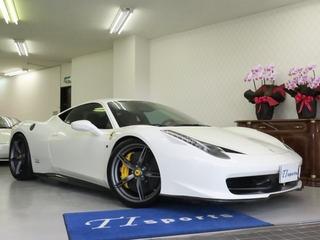 458イタリア F1 DCT