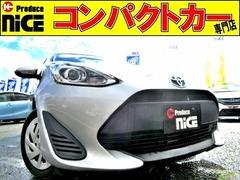 トヨタ アクア の中古車 1.5 L 大阪府高槻市 59.8万円