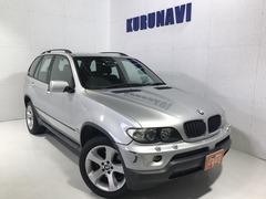 BMW X5 の中古車 3.0i 4WD 東京都東村山市 53.0万円