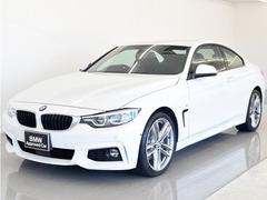 BMW 4シリーズクーペ の中古車 440i Mスポーツ 鳥取県米子市 598.0万円