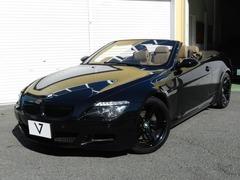BMW M6 カブリオレ の中古車 SMG3 地デジ 神奈川県川崎市高津区 268.0万円