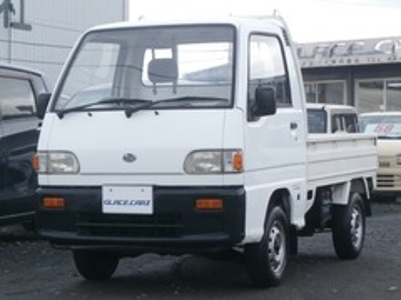 スバル サンバートラック の中古車 660 一方開 STD 群馬県太田市 8.0万円