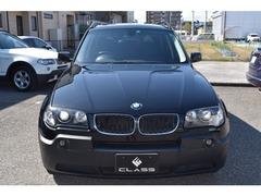 BMW X3 の中古車 2.5i 4WD 高知県高知市 77.8万円