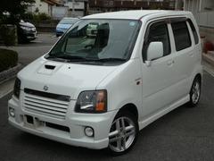 スズキ ワゴンR の中古車 660 RRリミテッド 兵庫県伊丹市 25.0万円