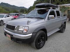 日産 ダットサン の中古車 2.4 AXリミテッド ダブルキャブ 4WD 群馬県安中市 55.9万円
