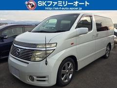 日産 エルグランド の中古車 3.5 ハイウェイスター 4WD 富山県富山市 39.0万円