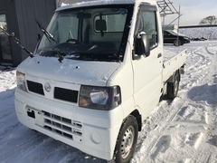 日産 クリッパートラック の中古車 660 SD 北海道札幌市白石区 18.6万円