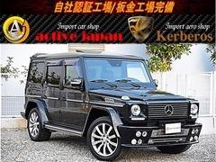 メルセデス・ベンツ Gクラス の中古車 G500 ロング 4WD 神奈川県平塚市 270.0万円