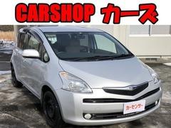 トヨタ ラクティス の中古車 1.5 X Lパッケージ 4WD 北海道千歳市 9.8万円