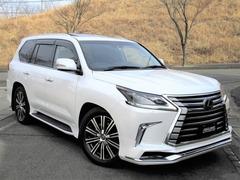 レクサス LX の中古車 570 4WD 福島県福島市 1100.0万円