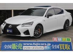レクサス GS F の中古車 5.0 茨城県つくば市 496.0万円