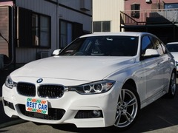 BMW 3シリーズ の中古車 320d Mスポーツ 埼玉県三郷市 108.9万円