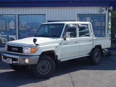 トヨタ ランドクルーザー70ピックアップ の中古車 4.0 4WD 東京都足立区 309.9万円